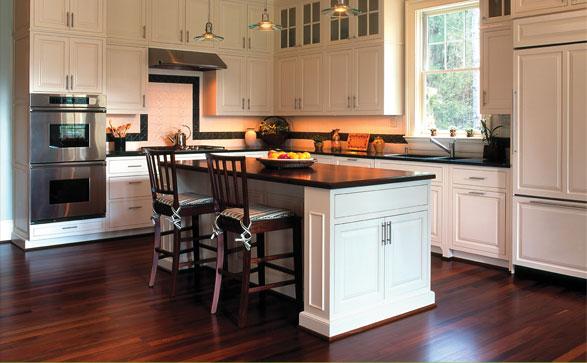 Kitchen Design NYC: Kitchen Island