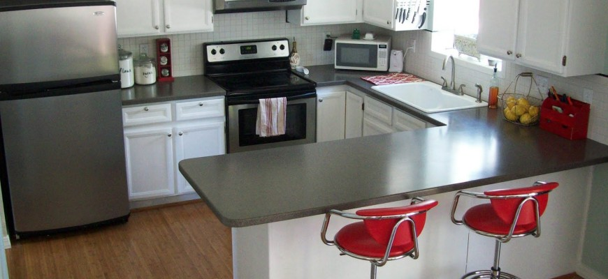 NYC Kitchen Remodeling: Small U0026 Efficient