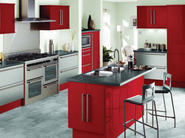 Kitchen Counters–Enhance Efficiency And Make Your Kitchen Look Good At The Same Time!