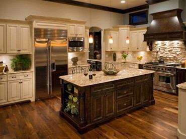 Kitchen Island – Designing For Form And Functionality