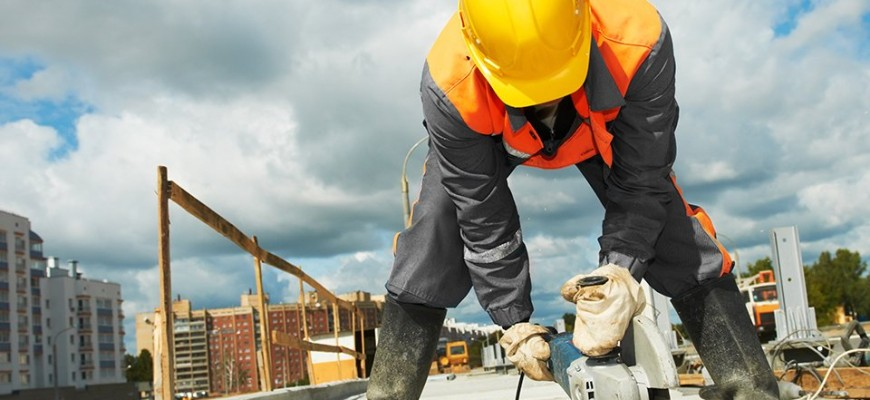 Construction Related Spending Reaches Five — Year Peak